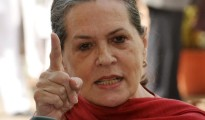 The HIndu Congress President Sonia Gandhi