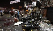Hyderabad , Delhi , Bomb blast , serial bomb blast , terrorist attacks , Ajmal Kasab's death , IM ,